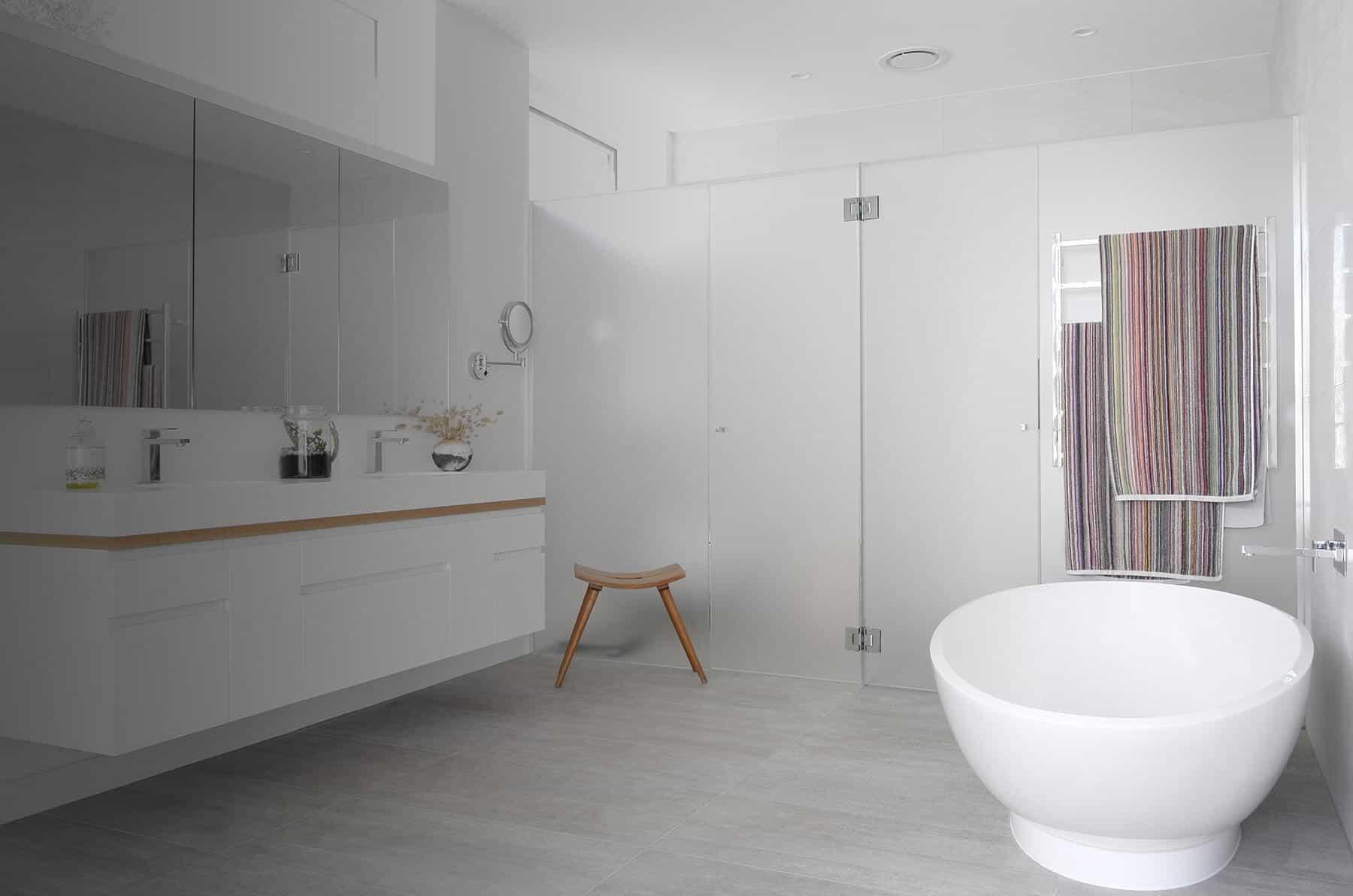 custom bathrooms Melbourne