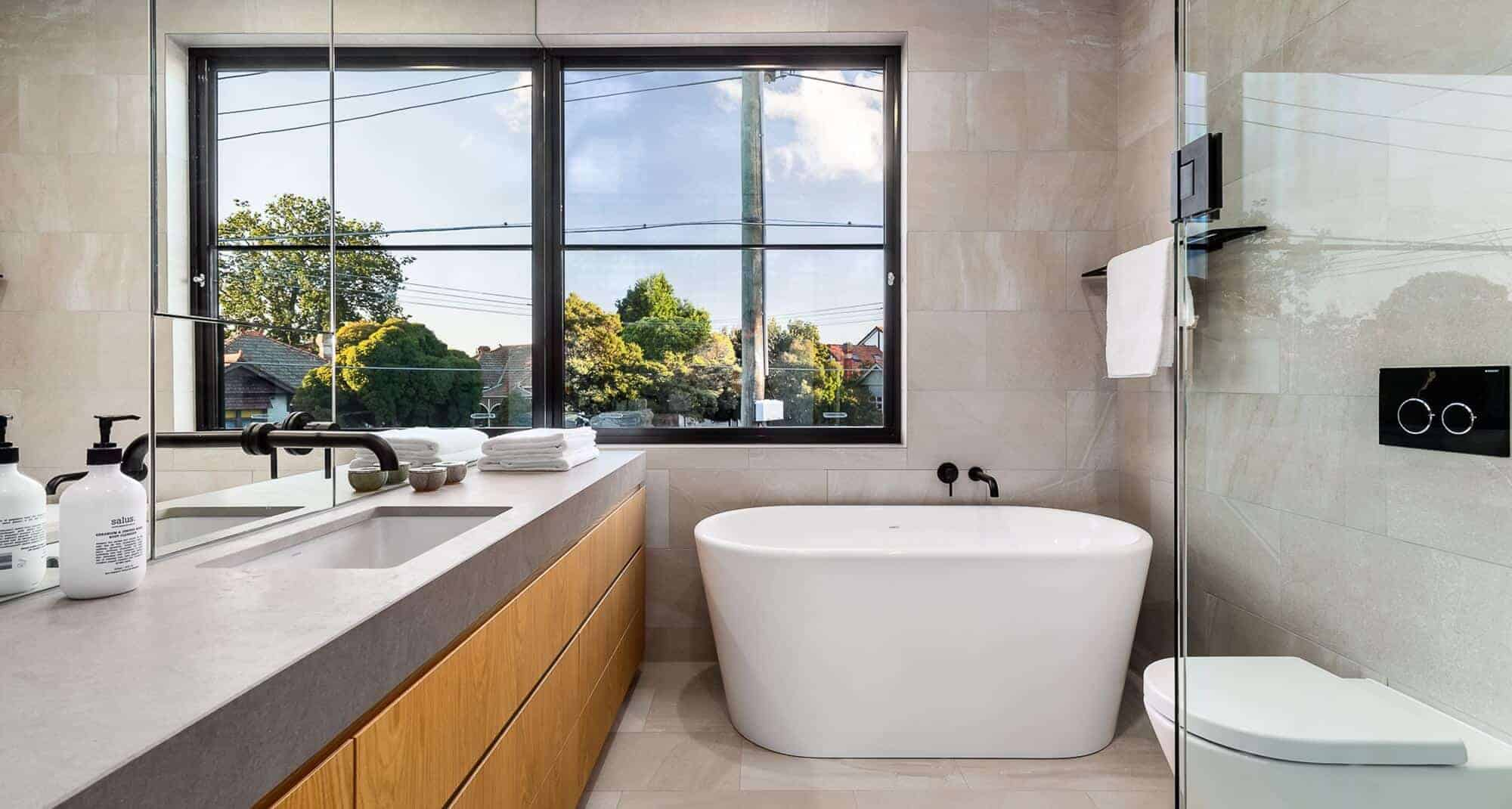 custom bathroom melbourne