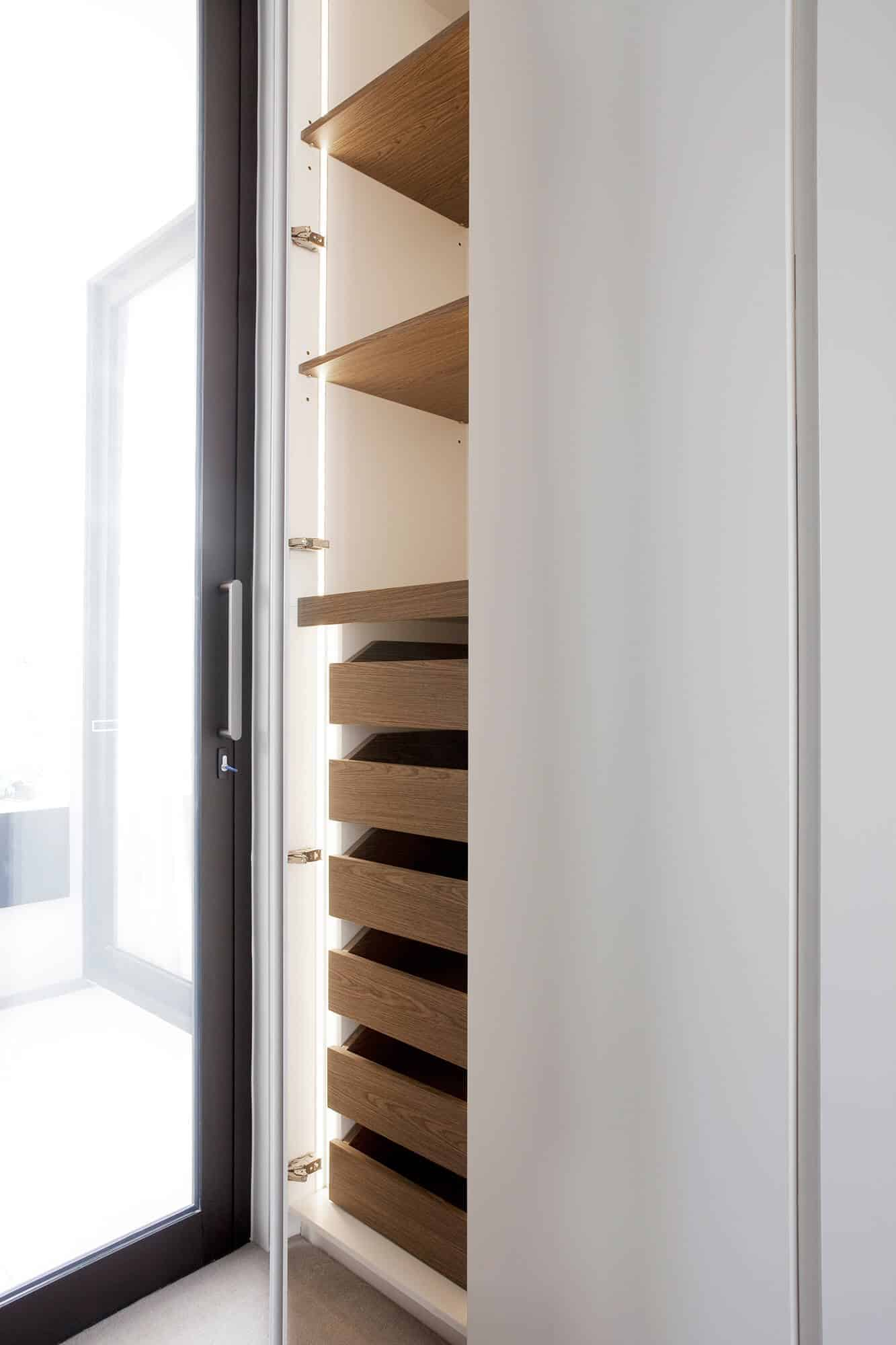 Custom Wardrobes | Walk in Wardrobes | Whole House Joinery