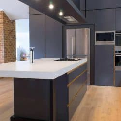industrial kitchen designs for home