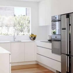 modern scandinavian kitchen design